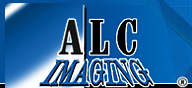 logotipo alc imaging